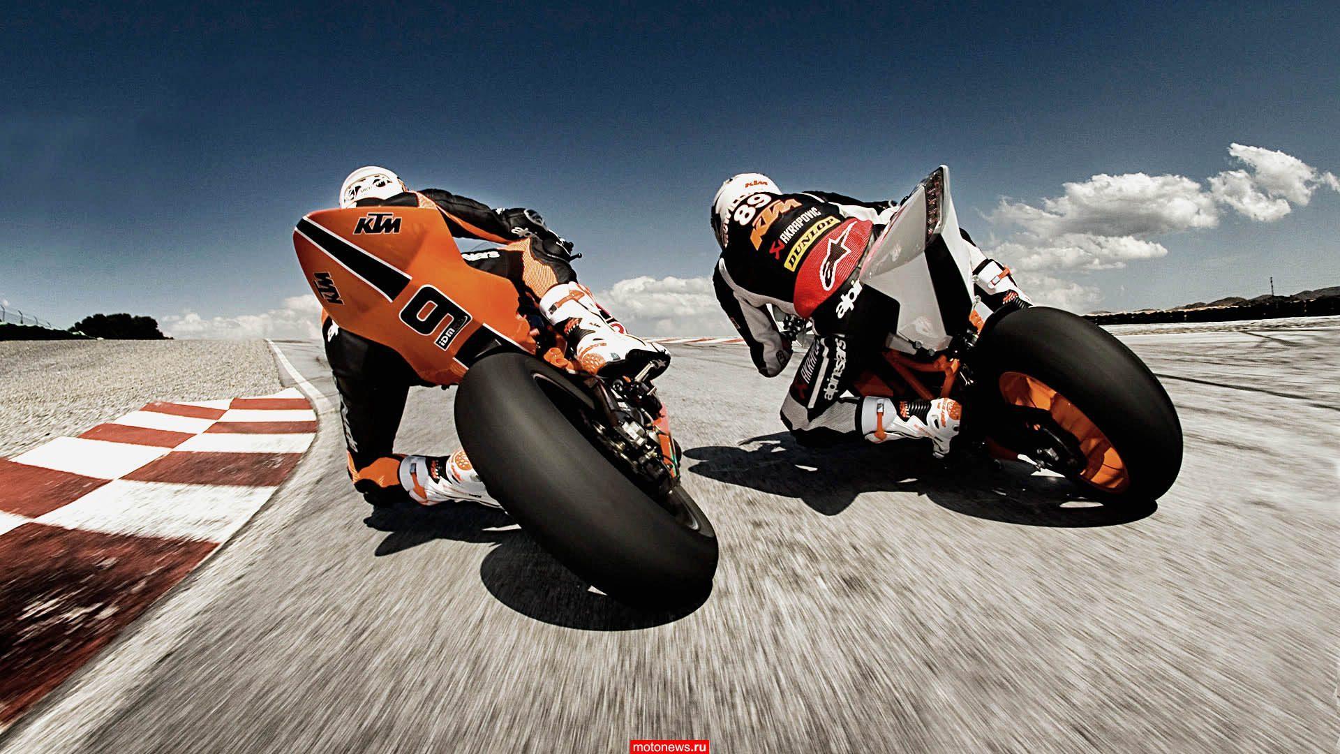 КТМ может выставить заводскую команду в MotoGP через 2 года