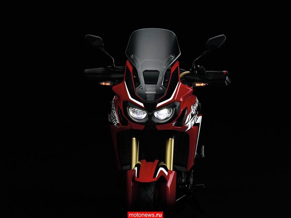 Honda выпустит новую Africa Twin осенью
