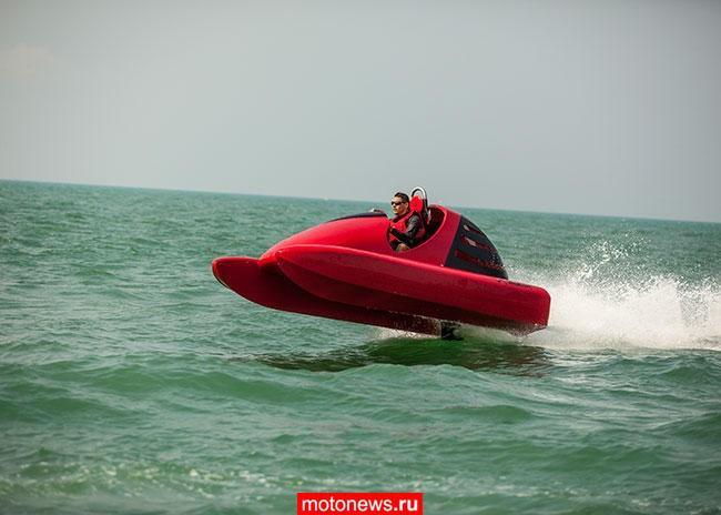 Гидроцикл Wavecat P70 – «Формула-1» на воде
