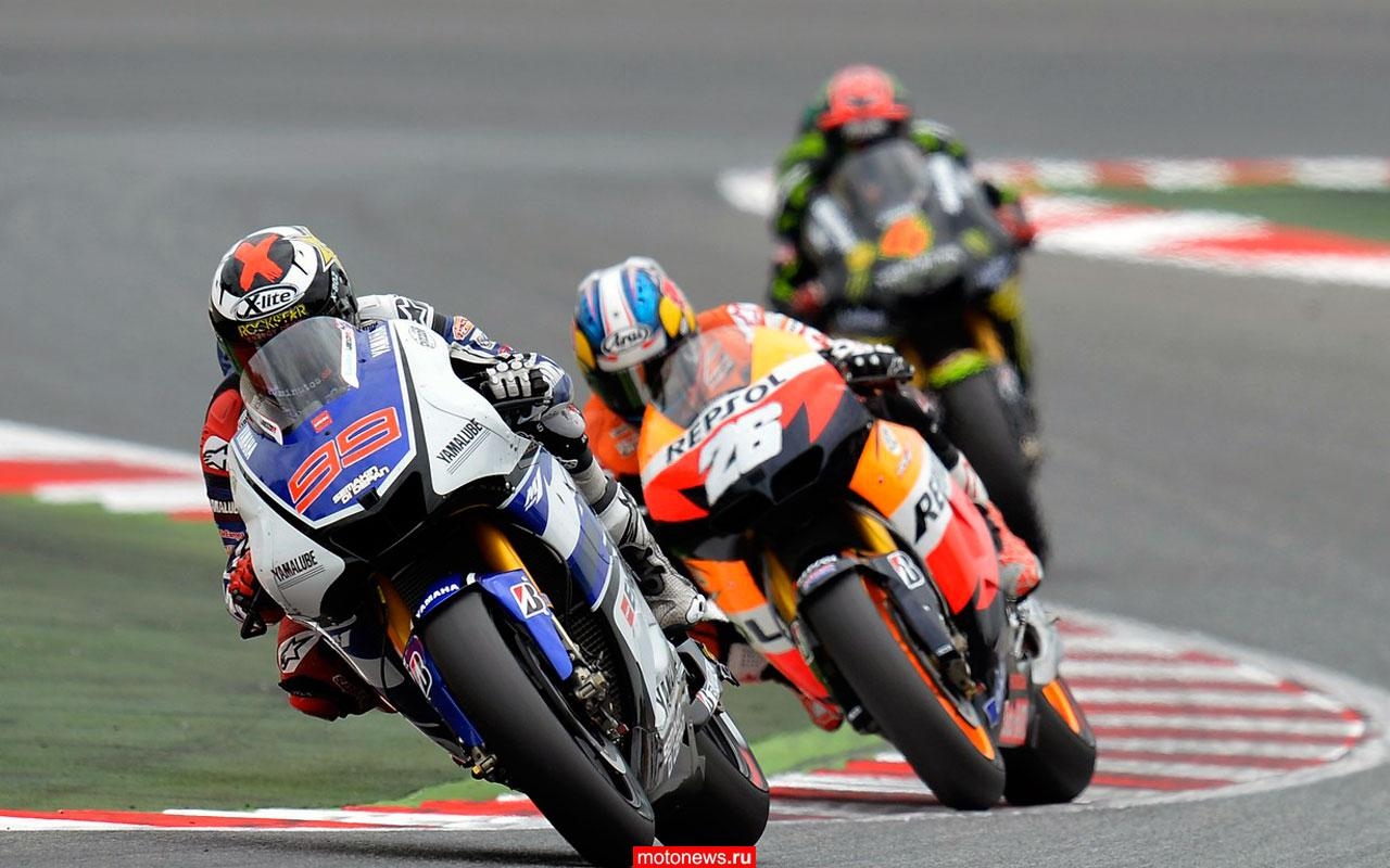 MotoGP: На повестке дня – гонки в Каталонии