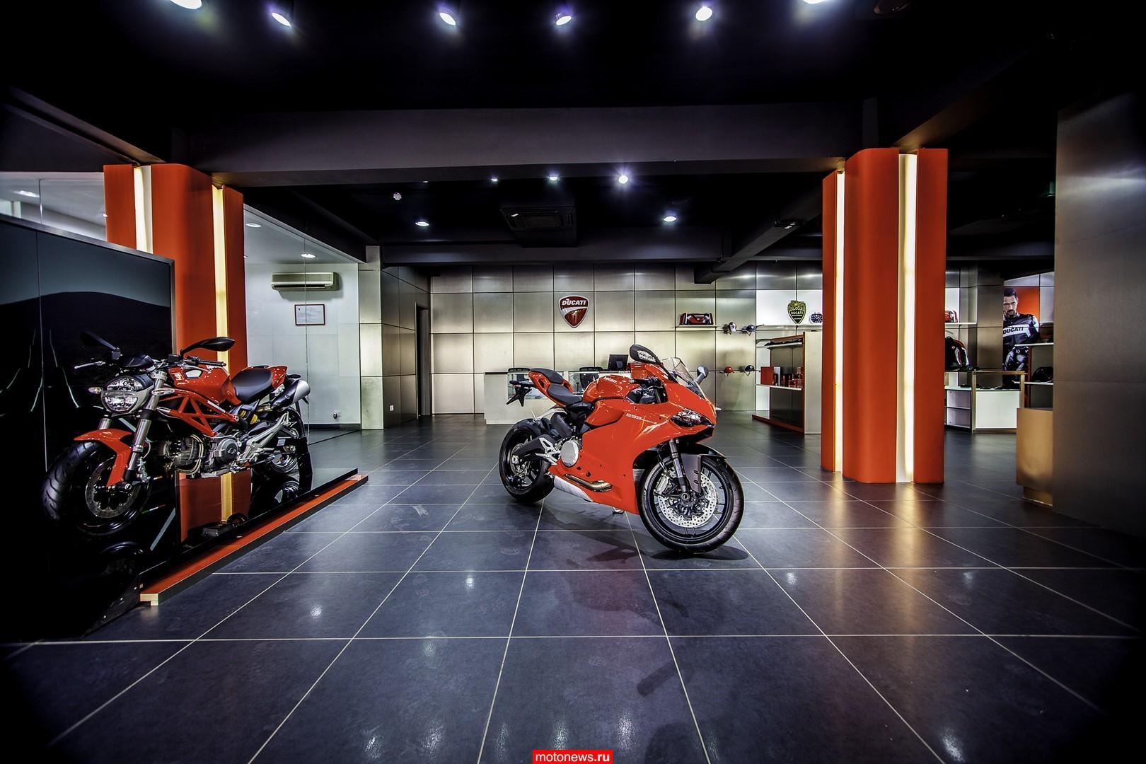 Ducati вывела две новые модели на индийский рынок