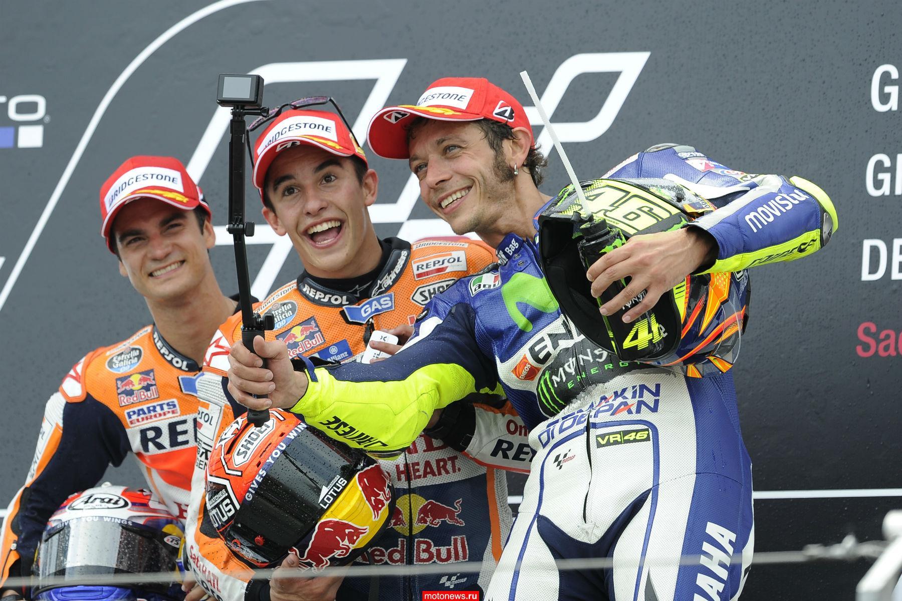 MotoGP: Что думают пилоты про Заксенринг