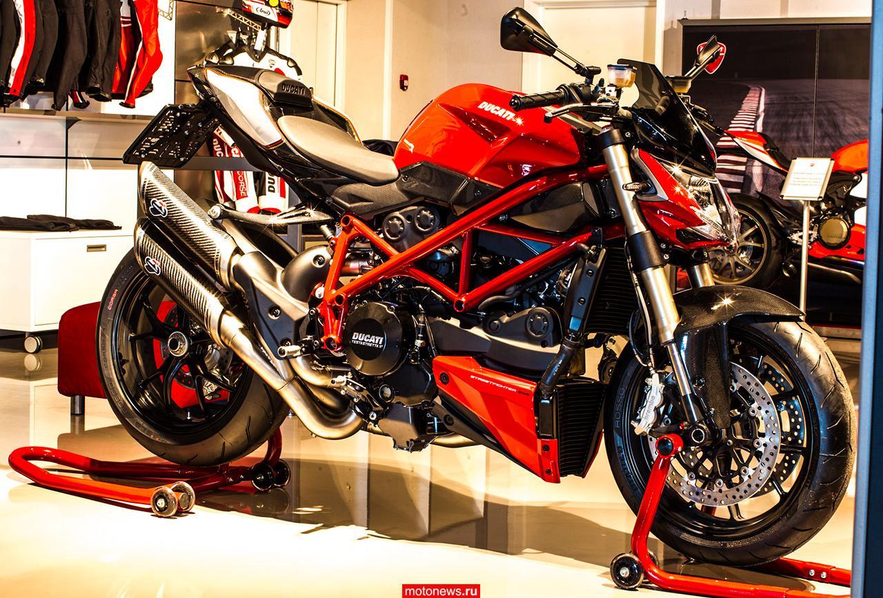 """Ducati Россия"" снижает цены на новые мотоциклы..."
