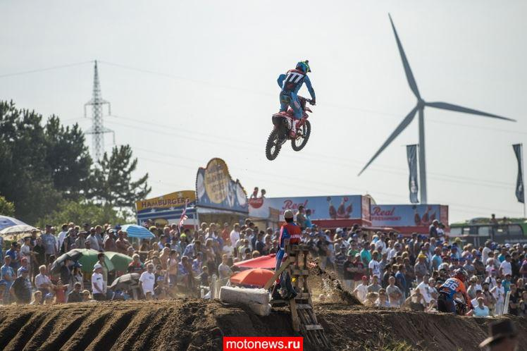 MXGP: Бобрышев снова на коне