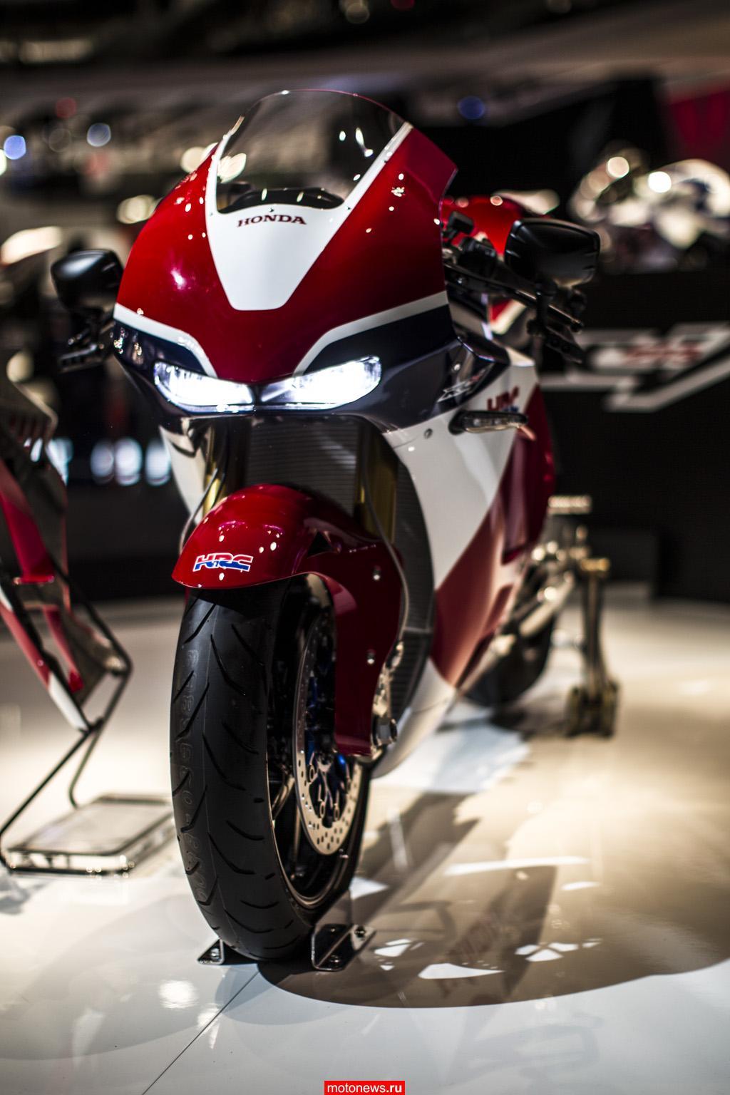 Honda готовит презентацию нового Fireblade CBR1000RR