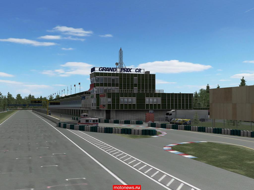 Пилоты MotoGP едут в Чехию