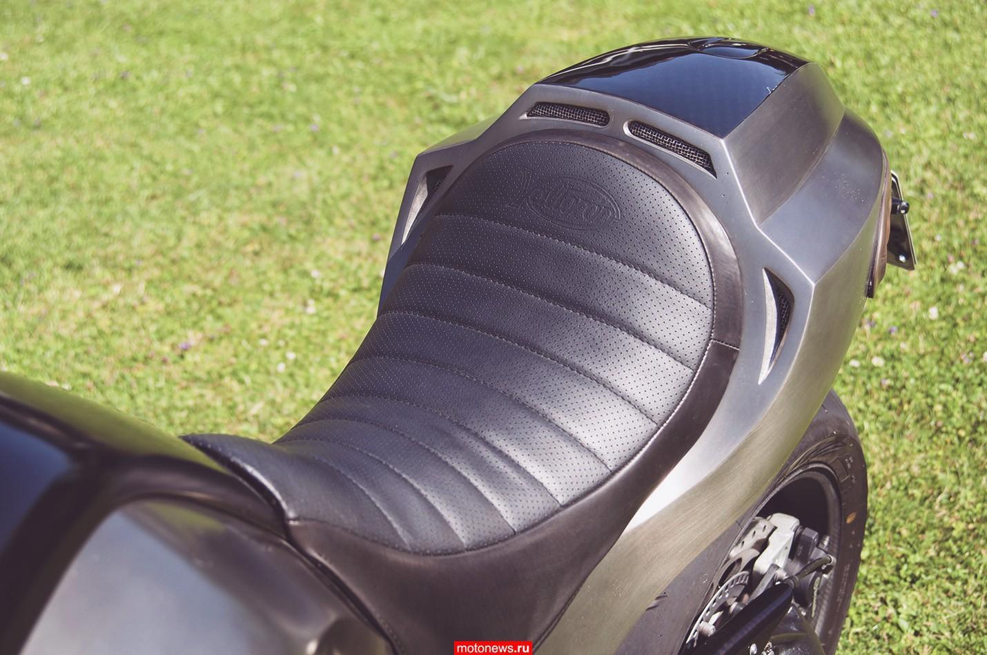 «Бык» на базе BMW K1600
