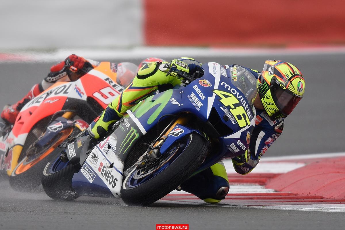 MotoGP: Что думают пилоты о гонке в Сильверстоуне