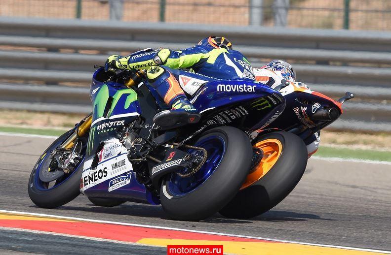MotoGP: Что думают пилоты о минувшем этапе в Арагоне