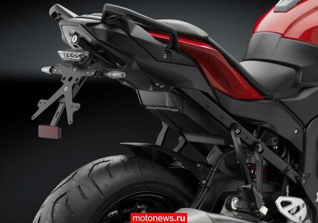 Новый кит для BMW S1000XR от Rizoma