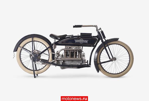 Большую коллекцию старых мотоциклов продадут в Британии