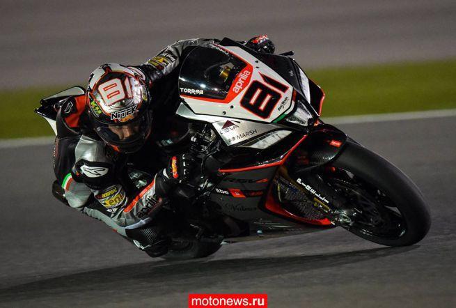 WSBK: В Катаре прошел финальный этап первенства