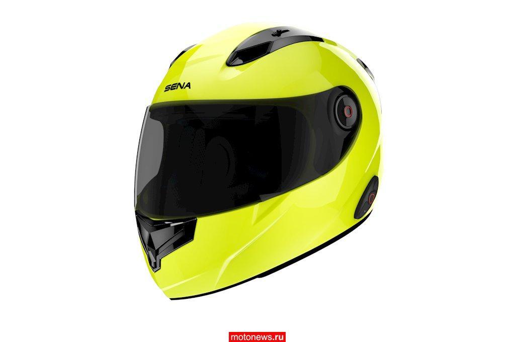Умный шлем с контролем уровня шума от Sena