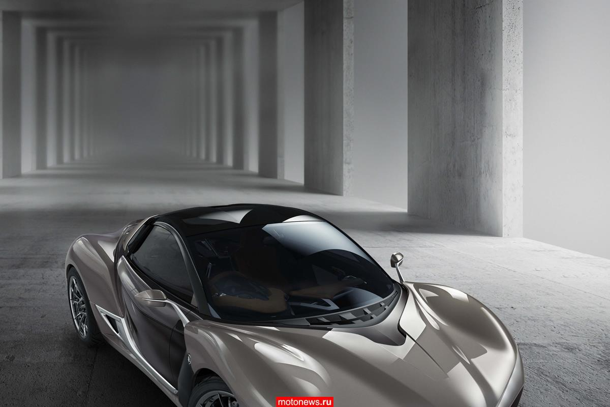 Yamaha показала в Токио спортивный… автомобиль