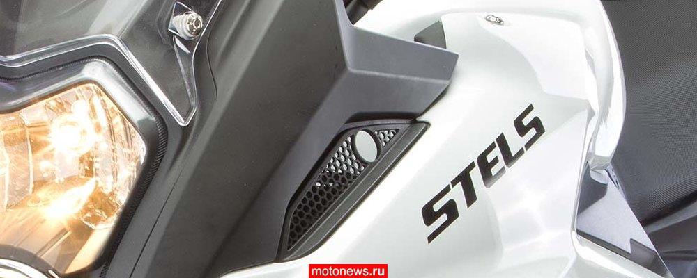 В России сделают первый новейший мотоцикл с большим двигателем