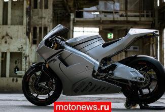 Мотоцикл от Suter примет участие в гонке ТТ на острове Мэн