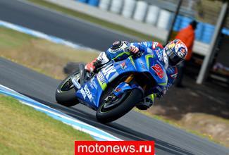 MotoGP: Второй день теста в Австралии