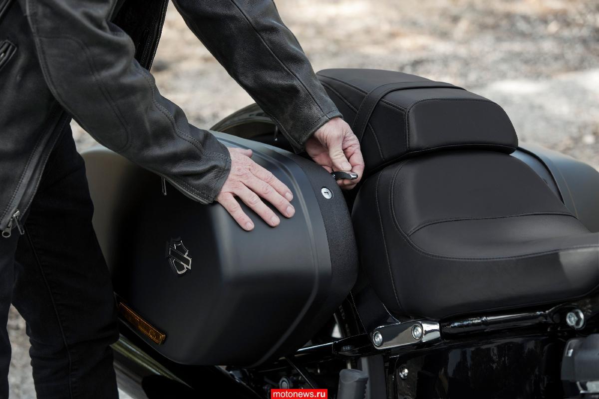 Harley-Davidson выпустил трансформирующийся мотоцикл за1,5 млн руб.