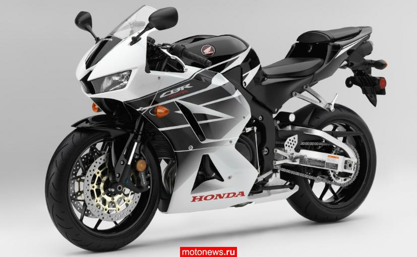 новый спортивный мотоцикл Honda Cbr600rr 2019 станет легче на 10кг