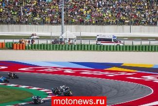 Чемпионат MotoGP продолжается в Мизано