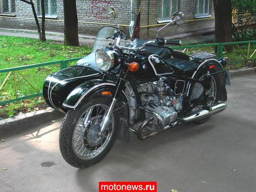 6 дн. назад Брэд Питт купил мотоцикл Урал (4 фото) Урал Патруль-Т, был...