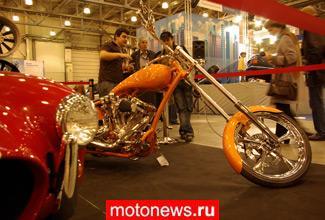В Москве показали редкие мотоциклы прошлого