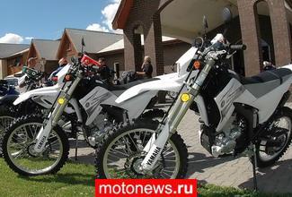 Yamaha приостановит производство мотоциклов