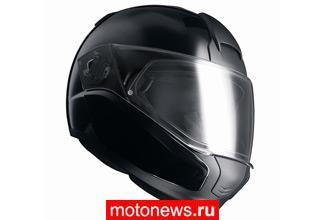 Шлем BMW System 6: взгляд изнутри