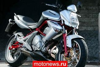 Мотоциклы Kawasaki будут делать в Таиланде