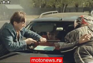 Норвежская социальная реклама: мотоциклисты – не насекомые!