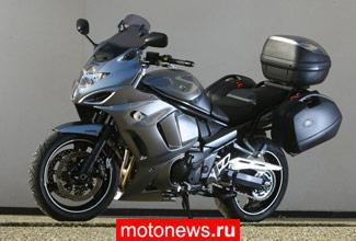 Suzuki предложит  европейцам мотоцикл для путешествий