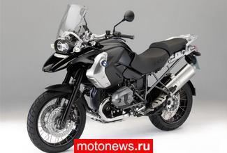 ���� ������ �� BMW R1200GS Triple Black 2011 ����