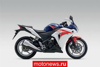 Новая Honda CBR250R