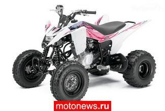 Квадроцикл Yamaha Raptor 125 2011 года