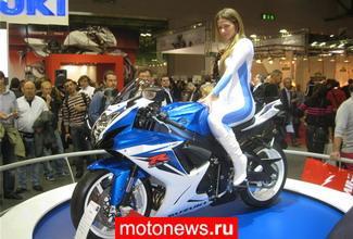 EICMA-2010: Представляем Suzuki GSX-R600 2011 года