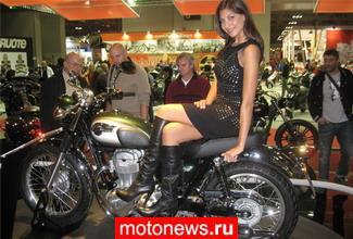 EICMA-2010: Представляем Kawasaki W800