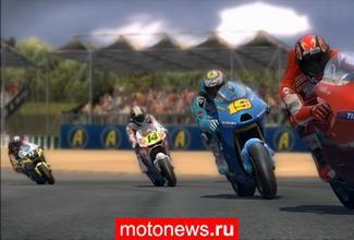 Игра MotoGP 10/11 выйдет в марте