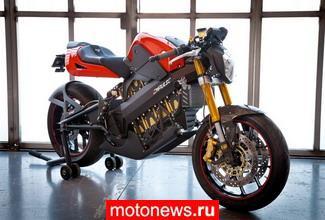 Электромотоциклы Brammo придут в Европу