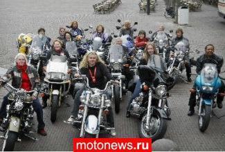 Езда на мотоцикле как средство от остеопороза