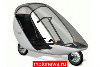 Новый электротранспорт от Sinclair