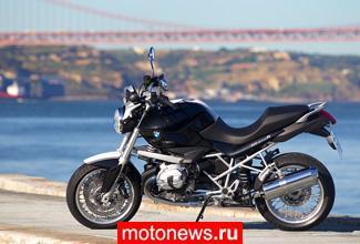 Новая версия модели BMW R 1200 R в классическом стиле