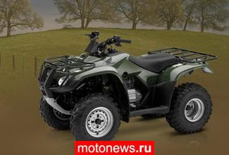 Квадроцикл Honda FourTrax Recon 2011 года
