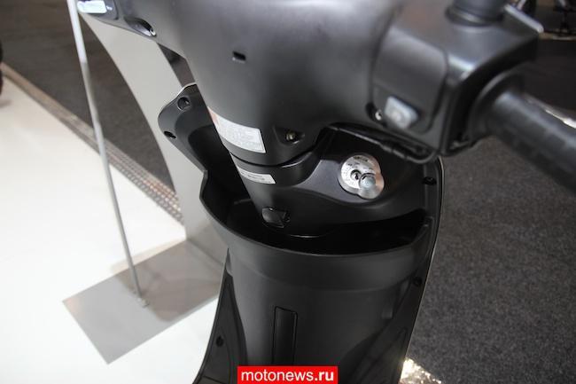 Новый бюджетный скутер Yamaha Vity 125