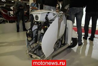Новый подход к городскому передвижению от XOR Motors