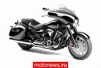 Мотоцикл Yamaha Stratoliner Deluxe 2011 года