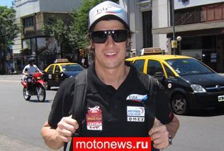 Алексей Наумов готов к старту ралли Дакар 2011
