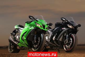 Kawasaki раскрыла причину отзыва ZX-10R 2011 года