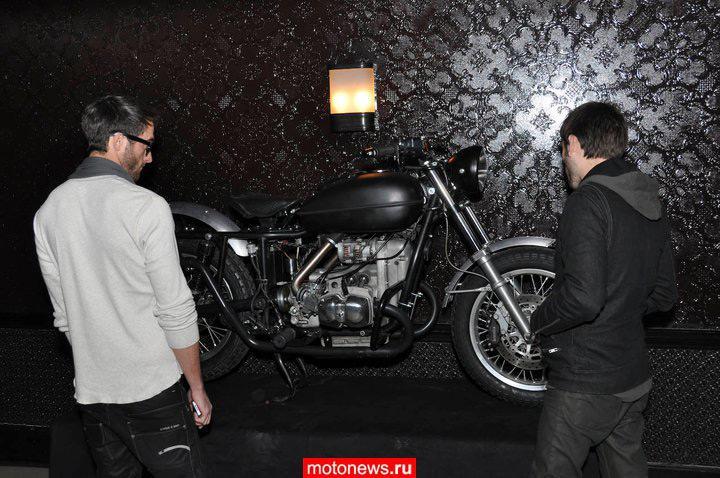 Легендарные мотоциклы урал