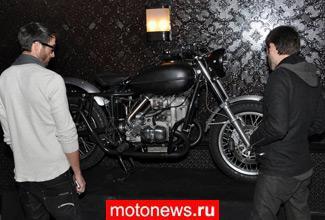Русский мотоцикл Урал - это тренд!