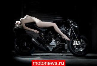 Голенькие на Ducati